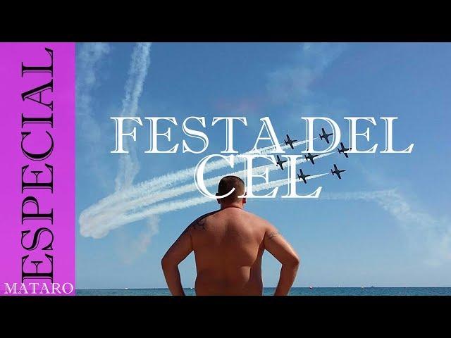 Festa al cel 2015 Mataro #Barcelona