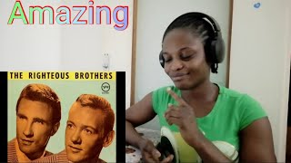 Righteous Brothers - Just Once In My Life ( Reaction)