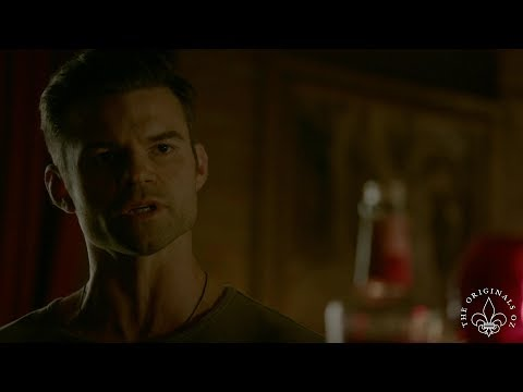 The Originals 5x05 Elijah finds out the truth and breaks it off with Antoinette