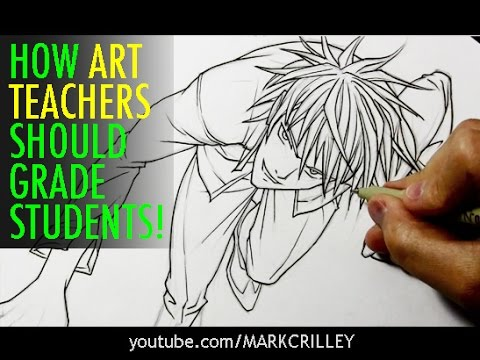 How Art Teachers Should Grade Students [Topic Video #8]