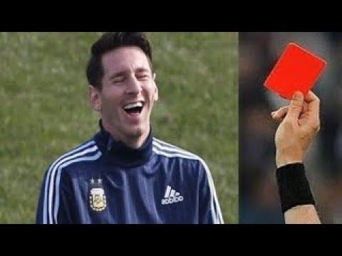 Las Expulsiones Más Estupidas y Divertidas De La Historia ● Top Crazy Funny Red Cards