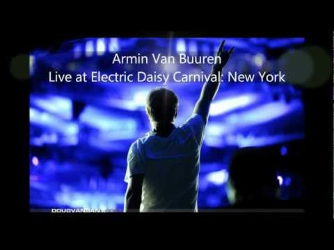 Armin van Buuren - Live at Electric Daisy Carnival New York 2012