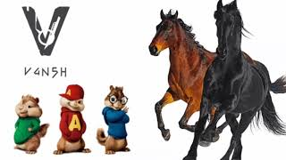 Lil Nas X - Old Town Road (feat. Billy Ray Cyrus, The Chipmunks, V4N5H) V4N5H Remix