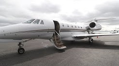 PRIVATE JET TOUR: $20,000 CHARTER FLIGHT (REVIEW)