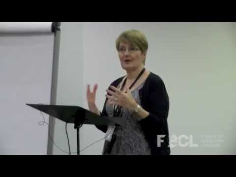 The Challenge of Being a Woman in Leadership - Nola Leach
