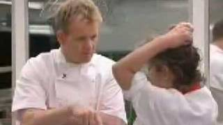 gordon Ramsay nearly getz bitchslapped lol thumbnail