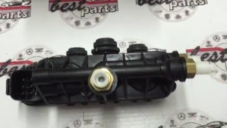 RVH500060, RVH 500060 Блок клапанов пневмо подвески передний Range Rover Vogue L322(http://bestparts.kiev.ua/zapchasti-land-rover/rvh500060-rvh-500060-blok-klapanov-pnevmo-podveski-peredniy-range-rover-vogue-l322 Запчасти на LAND ..., 2016-04-15T14:21:01.000Z)