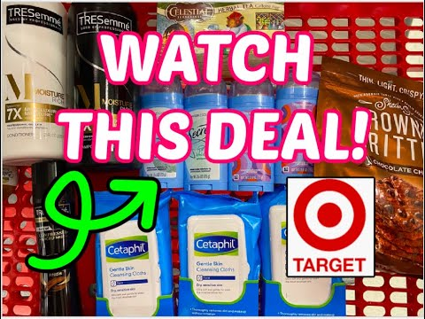 TARGET DEALS (10/18 – 10/24) WATCH OUT ON THIS ONE! 👀