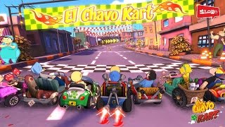 El Chavo Kart Racing Game - GamePlay Trailer