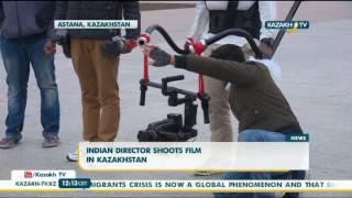 В Казахстане снимают индийское кино - Kazakh TV