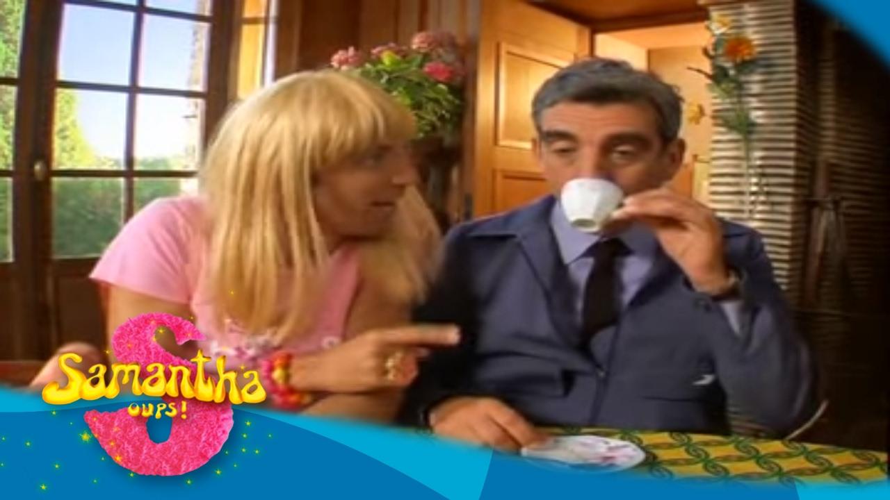Les petits d jeuners samantha oups au g te youtube - Samantha oups sur le banc ...