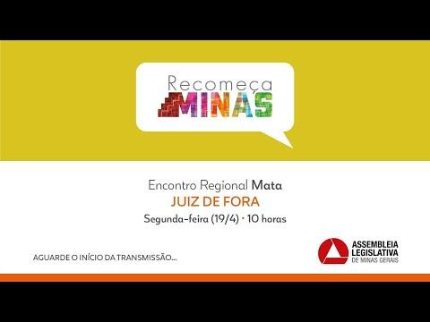 Recomeça Minas - Encontro Regional Zona da Mata / Juiz de Fora