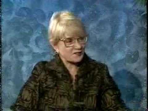 Sue Grafton Interview Part 1of6