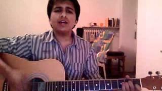 Goo Goo Dolls - Here is gone (Acoustic guitar cover)