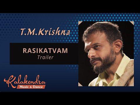 Carnatic Music | RASIKATVAM | Sangeetha Sivakumar | T.M.Krishna  | RK Shriramkumar | K Arun Prakash