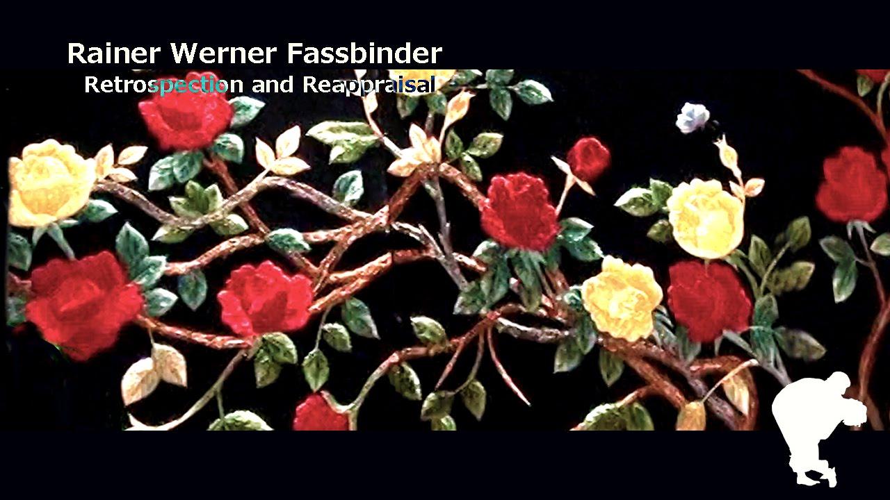 画像: Für Rainer Werner Fassbinder - 2015.0531 youtu.be