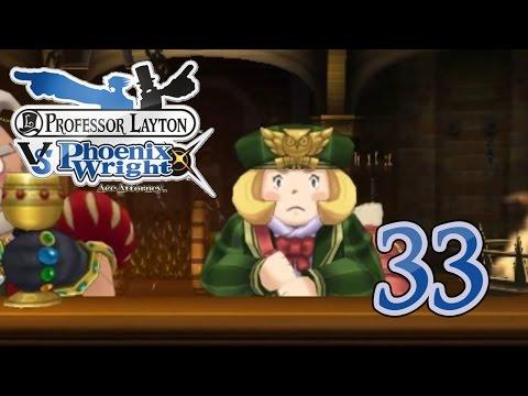 Die eilende Botin. Pia Post [33] ★ Let's Play Professor Layton vs. Phoenix Wright: Ace Attorney