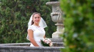 Красивый свадебный клип в Ялте