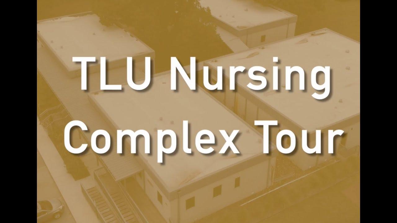 Download TLU Nursing Complex Tour
