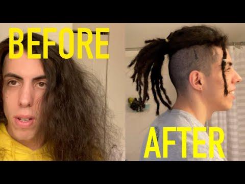 dreadlock-tutorial-│-how-to-dreadlock-straight-hair-at-home-(mens-dreadlock-style)