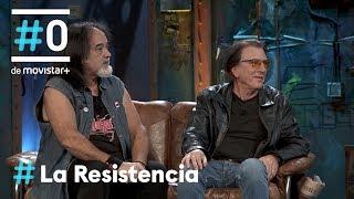 LA RESISTENCIA - Entrevista a Los Barones   #LaResistencia 15.10.2019