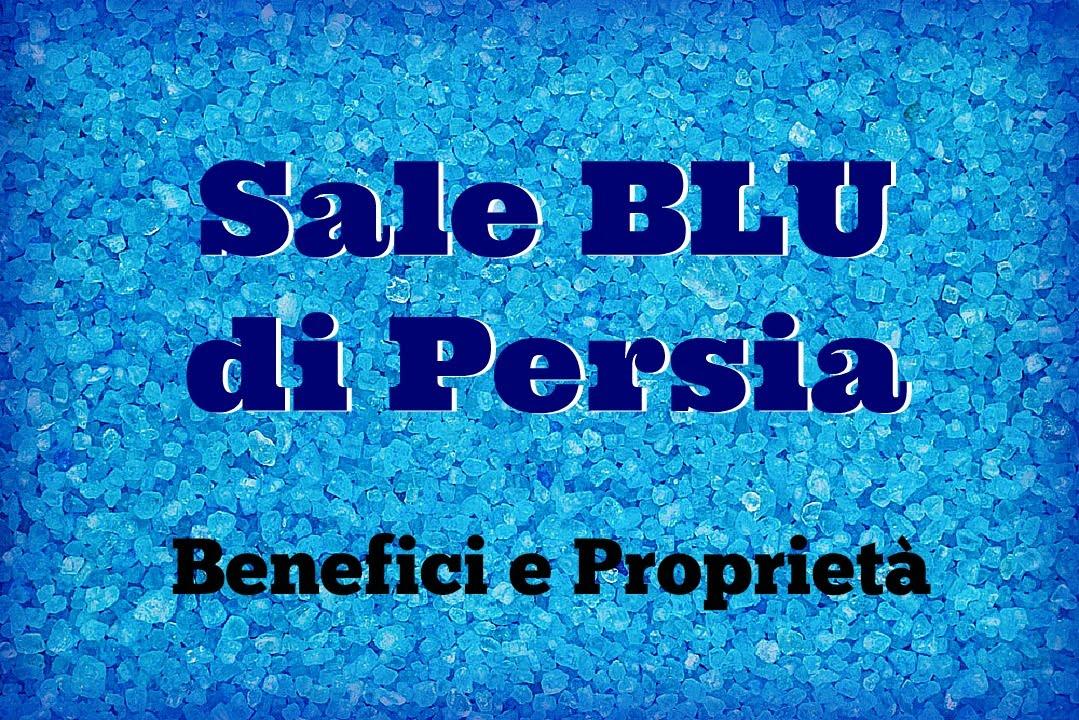 Sale Blu Di Persia : Sale blu di persia proprietà benefici e utilizzi! jessykettaxx