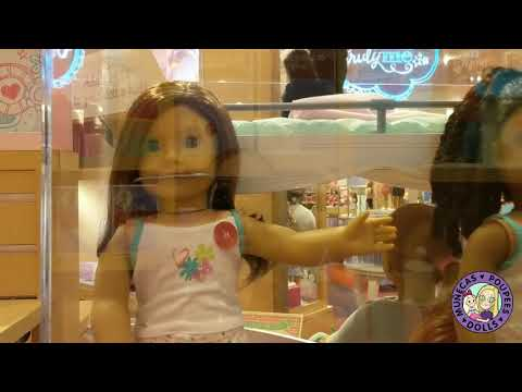 American Girl Store Charlotte Tour February 10, 2019