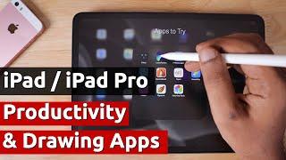 Apple iPad மற்றும் iPad Pro -விற்காக சில சிறந்த Paid Apps