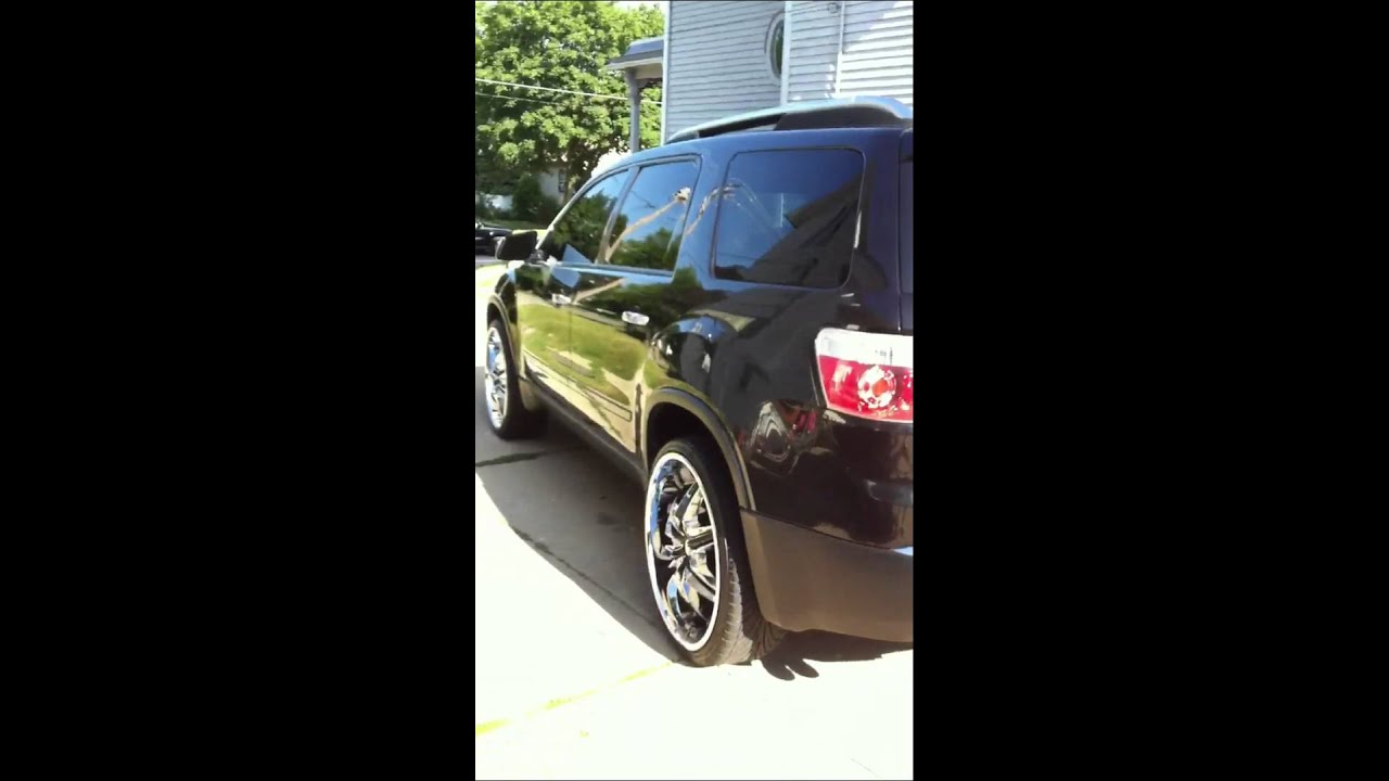 Gmc Acadia 24 s   YouTube Gmc Acadia 24 s