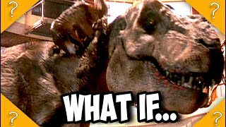 What if REXY never SAVED the day