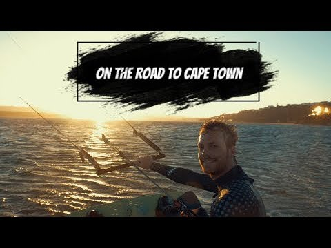 On the road to Cape Town - 40 Spots in 80 Days
