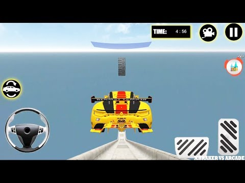Extreme City GT Racing Car Stunts: Levels 1 To 7 Completed - Android Gameplay - Sport Cars FHD