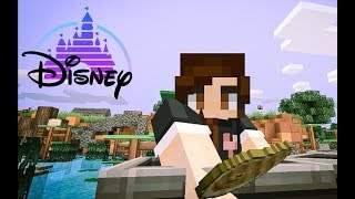 DisneyLand In Minecraft?!?