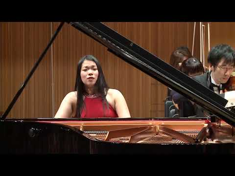 Mozart: Piano Concerto No.21 K.467 2&3 movements Anna Kurasawa