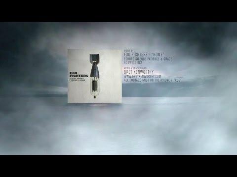 Foo Fighters - Home (Lyric Video)