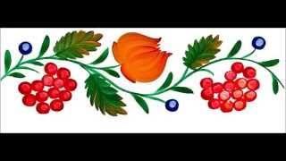 """Урок образотворчого мистецтва №10 в 7 класі"""" Барвисте диво українського народного розпису"""""""