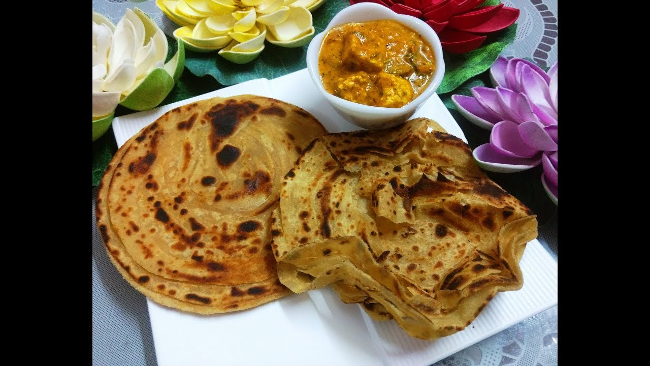Download Authentic Crispy Lachha Paratha | Whole Wheat Lachha Paratha | Flaky Layered Paratha | Indian Breads