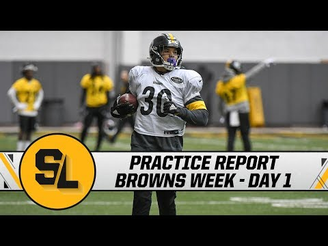 Jonny Hartwell - STEELERS: Might Get Some Help With Their Match Up Vs. The Browns