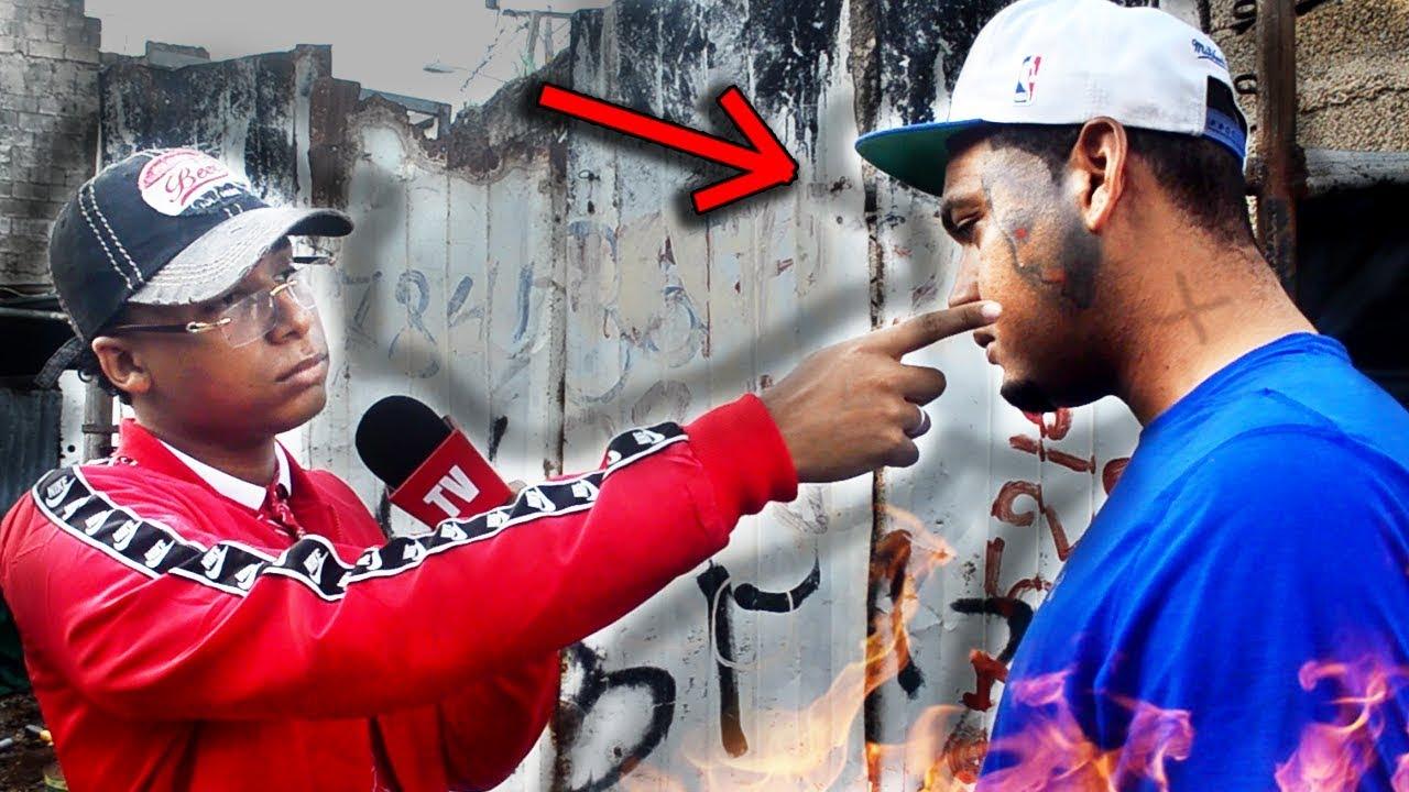 EX Delincuente con TENEBROSO rostro tatuado en su cara RELATA SU HISTORIA !