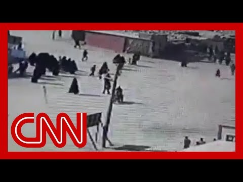 Video shows ISIS