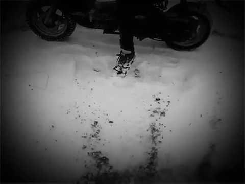 Бази Лик #Большежогова Зимой.
