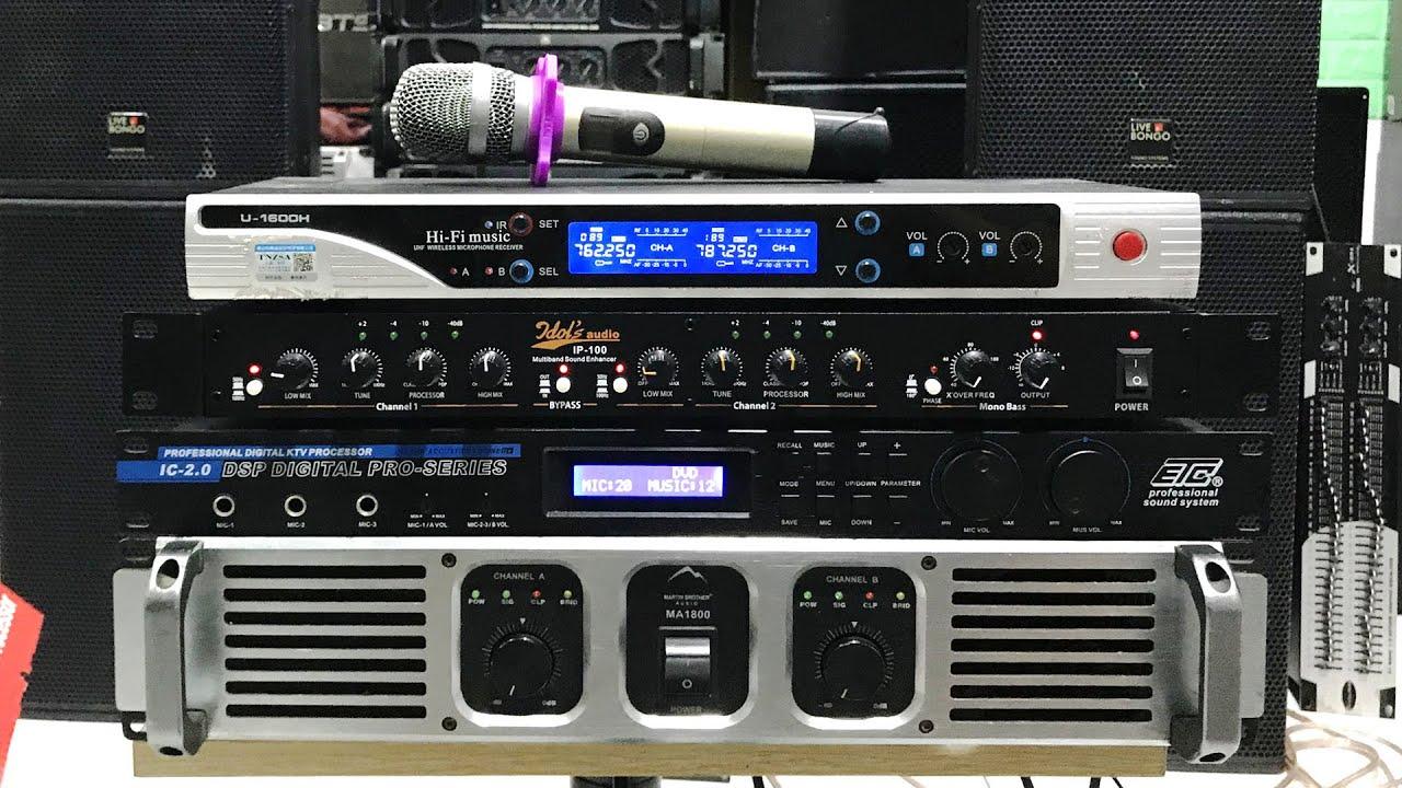 Micro Hát Rất Nhẹ ... [ Bộ Dàn Karaoke 14tr Gửi A Minh [ A.Giang]  zalo 0977 43 43 61