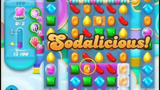 Candy Crush Soda Saga Level 290