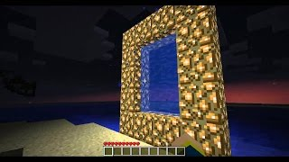 Aether Portal Minecraft PS3/PS4/XBOX ONE/XBOX 360 Edition?!