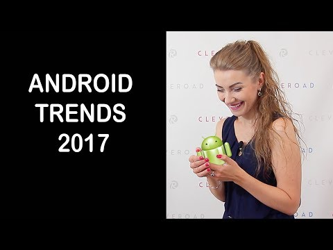 5 Hot Android App Development Trends