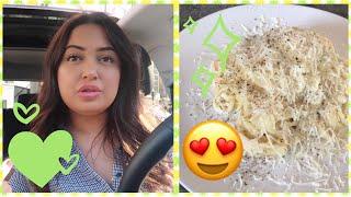 AUTO SHOPLOG & TRUFFEL PASTA MAKEN #vlog769 - makeupartistfadim