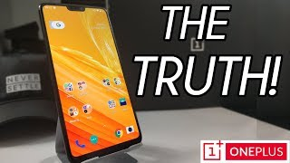 OnePlus 6 FULL REVIEW - The TRUTH After 5 Days!