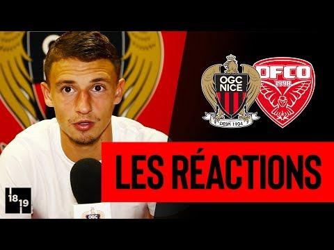 Nice 0-4 Dijon : les réactions