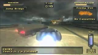 Batman begins gameplay pc (Driving Batmobile)