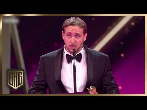 #GoslingGate: Fake Ryan Gosling Prank | Goldene Kamera 2017 - PART 2 | Circus HalliGalli